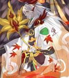 奥奇手绘―传说赤妖王