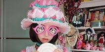 第五人格盲女cos 盲女甜心蛋糕粉红上线
