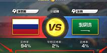 荒野行动世界杯竞猜活动开启 赶紧给你支持的球队投票吧!