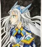奥奇手绘―维多利亚