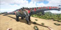 方舟生存进化泰坦龙