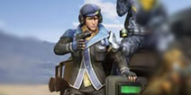 荒野行动协同作战新天赋曝光:双持盾枪守护者