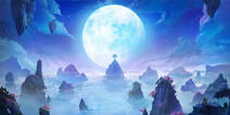 3DMMO仙侠手游《重生之明月传说(戮天之剑)》 今日燃情首发