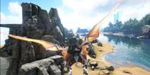 方舟生存进化翼龙怎么翻滚 方舟生存进化翼龙技能使用方法