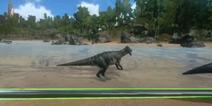 方舟生存进化手机版新恐龙曝光 水下战斗机—重爪龙来袭