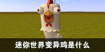 迷你世界变异鸡是什么