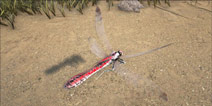 方舟生存进化蜻蜓哪里多 手游方舟巨脉蜻蜓位置分布