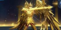 王者荣耀后羿黄金射手座皮肤模型预览 参与活动免费抽黄金射手座