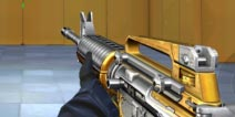 CF手游M4A1-伯爵解析 豪华枪身双层穿透