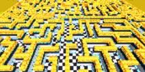 迷你世界解谜存档:死亡迷宫《大神版》 好玩存档分享