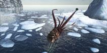 方舟生存进化巨鱿位置分布