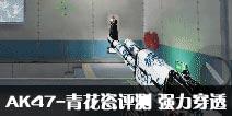 CF手游AK47-青花瓷评测 强力穿透