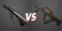 绝地求生全军出击5.56VS7.62空投枪对比 你选谁?
