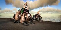 方舟生存进化【恐龙情报录】:巨河狸