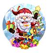 玩个球圣诞老人