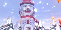 传送门骑士圣诞节地图正式开启 前往冰雪的世界