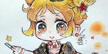 迷你世界可爱小丑女