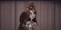 第五人格新皮肤曝光 梦之女巫-瓦姬特
