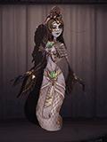 第五人格梦之女巫瓦姬特 梦之女巫金皮
