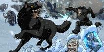 方舟生存进化四格漫画赏析:生存环境