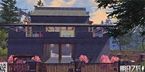 明日之后青云观房子设计蓝图  豪华建筑推荐第23期
