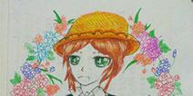 第五人格手绘园丁头像