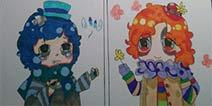 第五人格手绘小丑 六格小靓仔