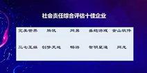 """网龙荣膺""""2018-2019游戏企业社会责任十佳企业"""""""