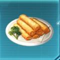 龙族幻想三鲜春卷怎么做 自研食谱三鲜春卷配方
