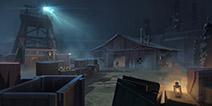 第五人格新地图闪金洞窟 将会有矿车、电梯和楼梯玩法
