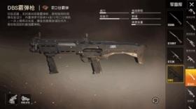 和平精英新枪首测|全新空投武器DBS霰弹枪!看看谁才是真正的近战之王