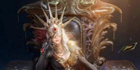 和平精英新皮肤爆料 | 深渊皇后竟能预测你的命运?神秘塔罗牌暗黑来袭!