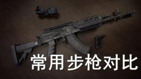 和平精英主流枪械真的是万金油吗 常用步枪对比