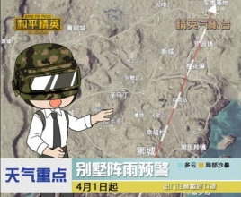 和平精英沙漠2.0攻略 飞速跳伞,妙夺黄金肌肉跑车