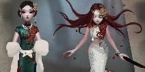 第五人格《红蝶稀世时装-十三娘》茶馆老板娘设计思路小分享