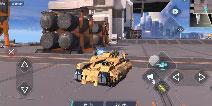 重装上阵核心工坊:原以为是个见习,一炮下去,居然是个坦克!
