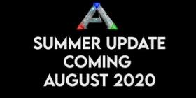 方舟生存进化夏日版本更新8月开启 全新沼泽地牢将上线