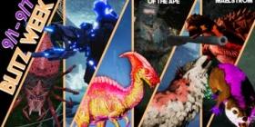 方舟生存进化9月2日地牢狂欢周开启 烈焰独角兽遇见概率UP