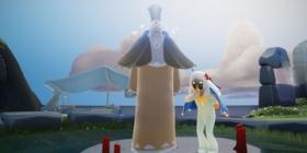 光遇10月8日旅行先祖 兑换灯泡斗篷与神秘三角面具