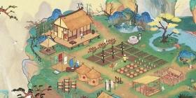 真・佛系国风放置经营手游《代号:YC》来啦!带你种田,建造世外桃源