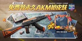 免费领永久AKM枪皮肤 战神特种兵直呼内行