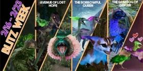 方舟生存进化2月17日地牢狂欢周开启 5倍烈焰独角兽概率提升