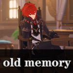 原神old memory琴谱 原神琴谱old memory怎么弹