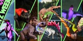 方舟生存进化4月14日地牢狂欢周 烈焰独角兽概率提升
