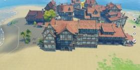 原神蒙德城设计图纸 蒙德家园设计图