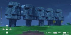 原神复活节岛设计图纸 复活节岛家园设计