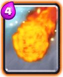 皇室战争火球怎么样 clash royale火球升级数据详解