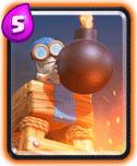 皇室战争炸弹人塔
