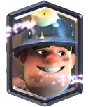 皇室战争掘地矿工