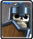 皇室战争骷髅守卫